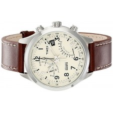 Мужские часы Timex T2N932 Intelligent Quartz Fly-Back Chronograph