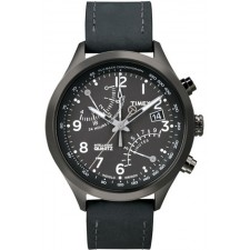 Мужские часы Timex T2N930 Intelligent Quartz Fly-Back Chronograph