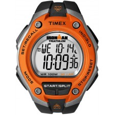 Мужские часы Timex T5K529 Ironman Triathlon с хронографом