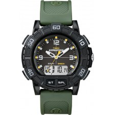 Мужские часы Timex T49967 Expedition Double Shock с хронографом