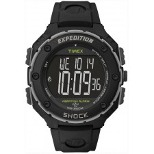 Мужские часы Timex T49950 Expedition Vibe Shock с хронографом