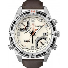 Мужские часы Timex T49866 Intelligent Quartz Chronograph