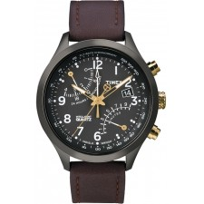 Мужские часы Timex T2N931 Intelligent Quartz Fly-Back Chronograph