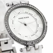 Женские часы Anne Klein 2131WTSV Cereamics