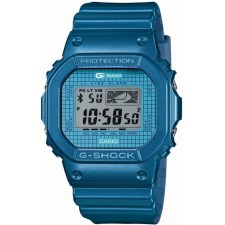 Мужские часы Casio G-Shock GB-5600B-2E Bluetooth