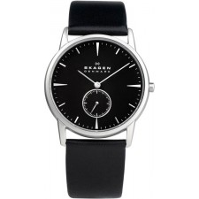 Мужские часы Skagen 958XLSLB Leather Classic