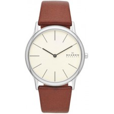 Мужские часы Skagen SKW6083 Leather Classic