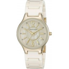 Женские часы Anne Klein 2182IVGB Cereamics