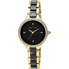 Женские часы Anne Klein 1418BKGB Cereamics