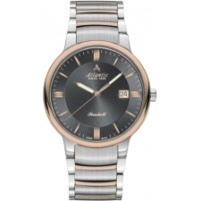 Мужские часы Atlantic Seashell Quartz 66355.43.41R