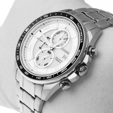 Мужские часы Citizen CA0340-55A Eco-Drive Super Titanium