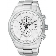 Мужские часы Citizen AT8011-55A Eco-Drive Radio Controlled Chronograph