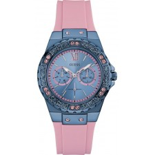 Женские часы Guess W0775L5 Sport Steel Limelight