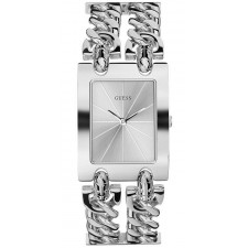 Женские часы Guess W0311L1 Trend Mod Heavy Metal Steel