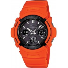 Мужские часы Casio G-Shock AWG-M100MR-4A
