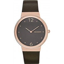Женские часы Skagen SKW2368 Freja Leather