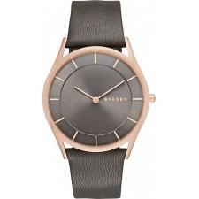Женские часы Skagen SKW2346 Leather Holst
