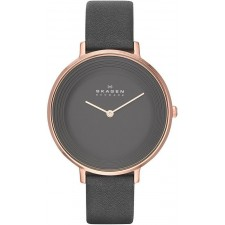 Женские часы Skagen SKW2216 Ditte Leather