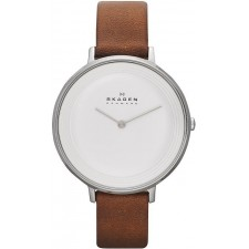 Женские часы Skagen SKW2214 Ditte Leather