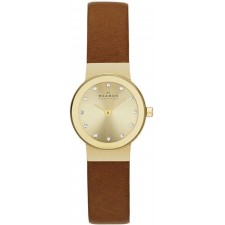 Женские часы Skagen SKW2175 Leather Classic