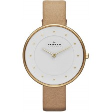 Женские часы Skagen SKW2137 Leather Classic