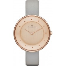 Женские часы Skagen SKW2139 Leather Classic
