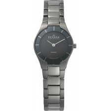 Женские часы Skagen 585XSTXM Links Swiss