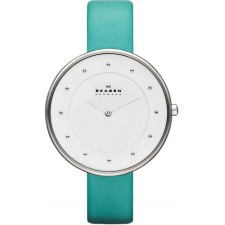 Женские часы Skagen SKW2134 Leather Classic