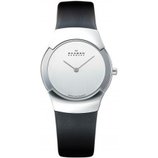 Мужские часы Skagen 582SSLC Leather Swiss