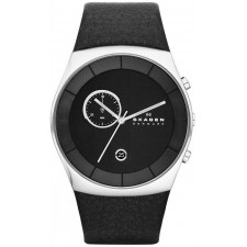 Мужские часы Skagen SKW6070 Leather Classic