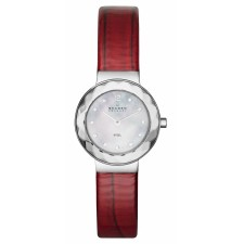 Женские часы Skagen SKW2109 Leather Classic