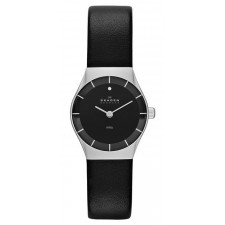 Женские часы Skagen SKW2048 Leather Classic