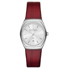 Женские часы Skagen SKW2103 Leather Classic