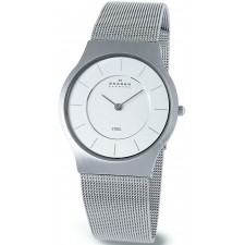 Мужские часы Skagen SKW6065 Leather Classic