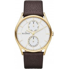 Мужские часы Skagen SKW6066 Leather Classic
