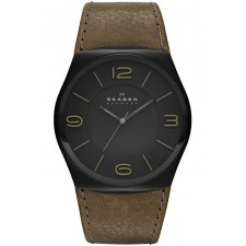 Мужские часы Skagen SKW6042 Leather Classic