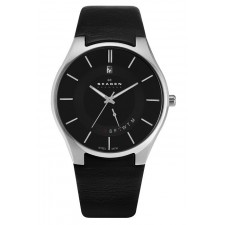 Мужские часы Skagen 989XLSLB Leather Classic