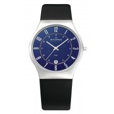 Мужские часы Skagen 233XXLSLN Leather Classic