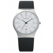Мужские часы Skagen 233XXLSLC Leather Classic