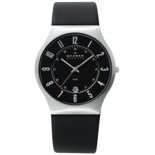Мужские часы Skagen 233XXLSLB Leather Classic
