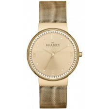 Женские часы Skagen SKW2129 Ancher Mesh Steel