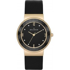 Женские часы Skagen SKW2222 Leonora Leather