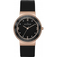 Женские часы Skagen SKW2223 Leonora Leather