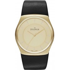 Мужские часы Skagen SKW6018 Leather Classic