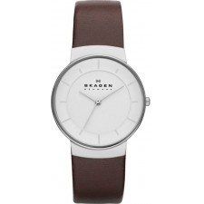 Женские часы Skagen SKW2058 Leather Classic
