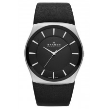Мужские часы Skagen SKW6017 Leather Classic