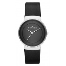 Женские часы Skagen SKW2059 Leather Classic
