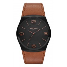 Мужские часы Skagen SKW6040 Leather Classic