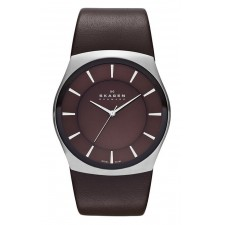 Мужские часы Skagen SKW6016 Leather Classic