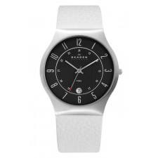 Мужские часы Skagen 233XXLSLW Leather Classic